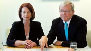 Australiens neuer Premier ist der alte
