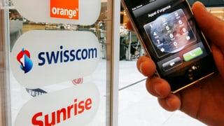 Swisscom und Orange habens vorgemacht – Sunrise zieht nach
