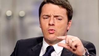 Renzi bittet Banken und Staatsmanager zur Kasse