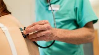 Keine neuen Rezepte gegen hohe Gesundheitskosten