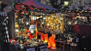 Der älteste Weihnachtsmarkt der Stadt Zürich