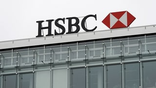 HSBC muss 40 Millionen Franken zahlen