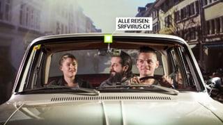 Video «Virus Voyage: Das Schweizer Surfergirl» abspielen