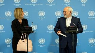 Er la Svizra abolescha las sancziuns cunter l'Iran