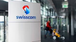 Gewinnrückgang bei Swisscom – erneuter Stellenabbau