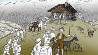 Nov vitg da Heidi per 100 milliuns en la regiun Flumserberg