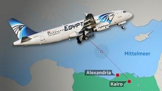 Der Absturz des Egypt-Air-Flugs MS804