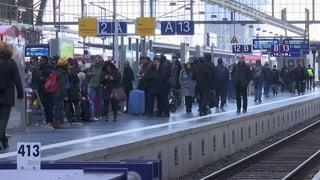 Deutsche Bahn: Warnstreik beendet