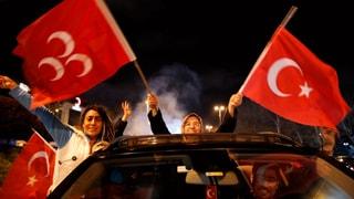 Rückschlag für Präsident Erdogan