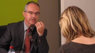 Reto Cavelti: «Wir brauchen mehr Polizisten in der Ostschweiz»