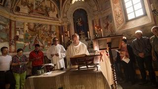 Bischof Gmür wünscht Diskussion über Zölibat