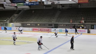 EHC Olten ist zurück auf dem Eis
