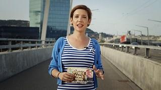 Video «Streetgame 1: «Sherlock Hol's!»» abspielen