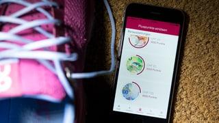 Die Krux mit den Gesundheits-Apps