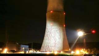 Die ganze Schweiz strahlt, denn sie hat Strom aus Atom