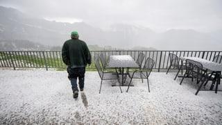 Hagel-Hotspot Schweiz – wie vorsorgen?