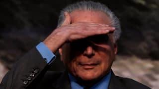 Brasiliens Ex-Präsident Temer muss wieder hinter Gitter