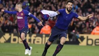 Suarez und Messi zwingen Atletico in die Knie