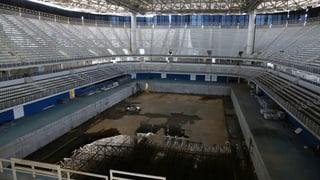 So verrottet sind Rios Olympia-Stätten