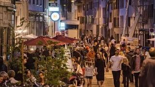 In der Basler Innenstadt soll es nur noch eine Lärmzone geben