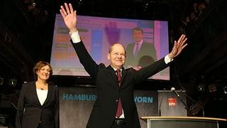 Die AfD zieht ins Hamburger Parlament ein