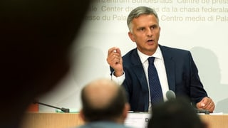Der Bundesrat über die künftige Beziehung zur EU