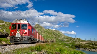 La Retica transportescha 4,5% damain passagiers