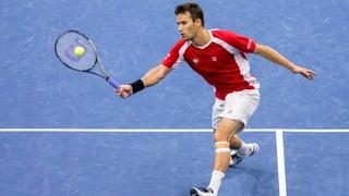 Tennis: Equipa svrizra resta en la gruppa mundiala
