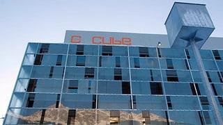 400'000 francs debits per hotel CUBE
