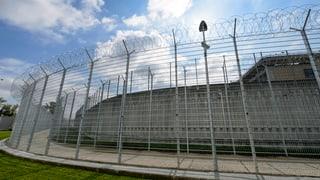Gefangene in der Schweiz: Recht auf 4 Quadratmeter Platz