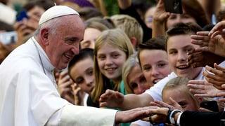 Alle Tickets für die Papst-Messe sind vergeben