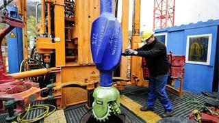 Zürich und Winterthur setzen weiter auf Geothermie