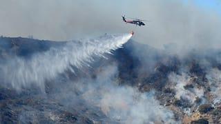 Incendis da guaud furian vinavant en California