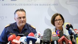 Austria - Polizia arrestescha 3 suspectads