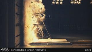 Video «Die Wägeli-Crashtests » abspielen