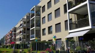 Nidwaldner Regierung will Bau von günstigen Wohnungen fördern