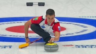 Schweizer Curler scheiden in der Vorrunde aus