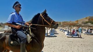 Tunesien verschärft Sicherheit in Touristenorten