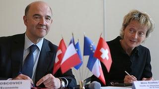 Erbschaftsdeal mit Frankreich: Das Parlament hat das letzte Wort