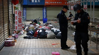 Weitere Festnahmen nach Massaker in China