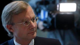 Luzern: Parteien begrüssen Rücktritt des Kantonalbank-Chefs