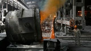 Stellenabbau auf Chinesisch: Stahlriese streicht 50'000 Jobs