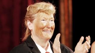 Meryl Streep macht den Trump