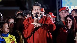 Maduro lässt Oppositionsführer wegsperren