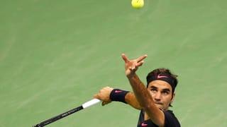 Federer in Djokovics Viertel, Wawrinka startet gegen Dimitrov