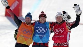 Skicrosser Bischofberger holt Silber!