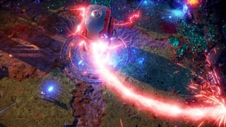 «Nex Machina»: Glorreiches Neon-Feuerwerk