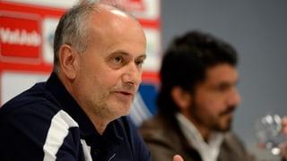 Neues Trainerduo für Sion - mehrere Spieler werden degradiert