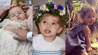 Prinzessin Leonore wird zwei – und immer hübscher