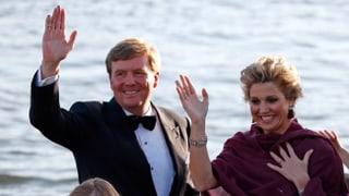 Willem-Alexander und seine Máxima: Bootsfahrt in neues Leben